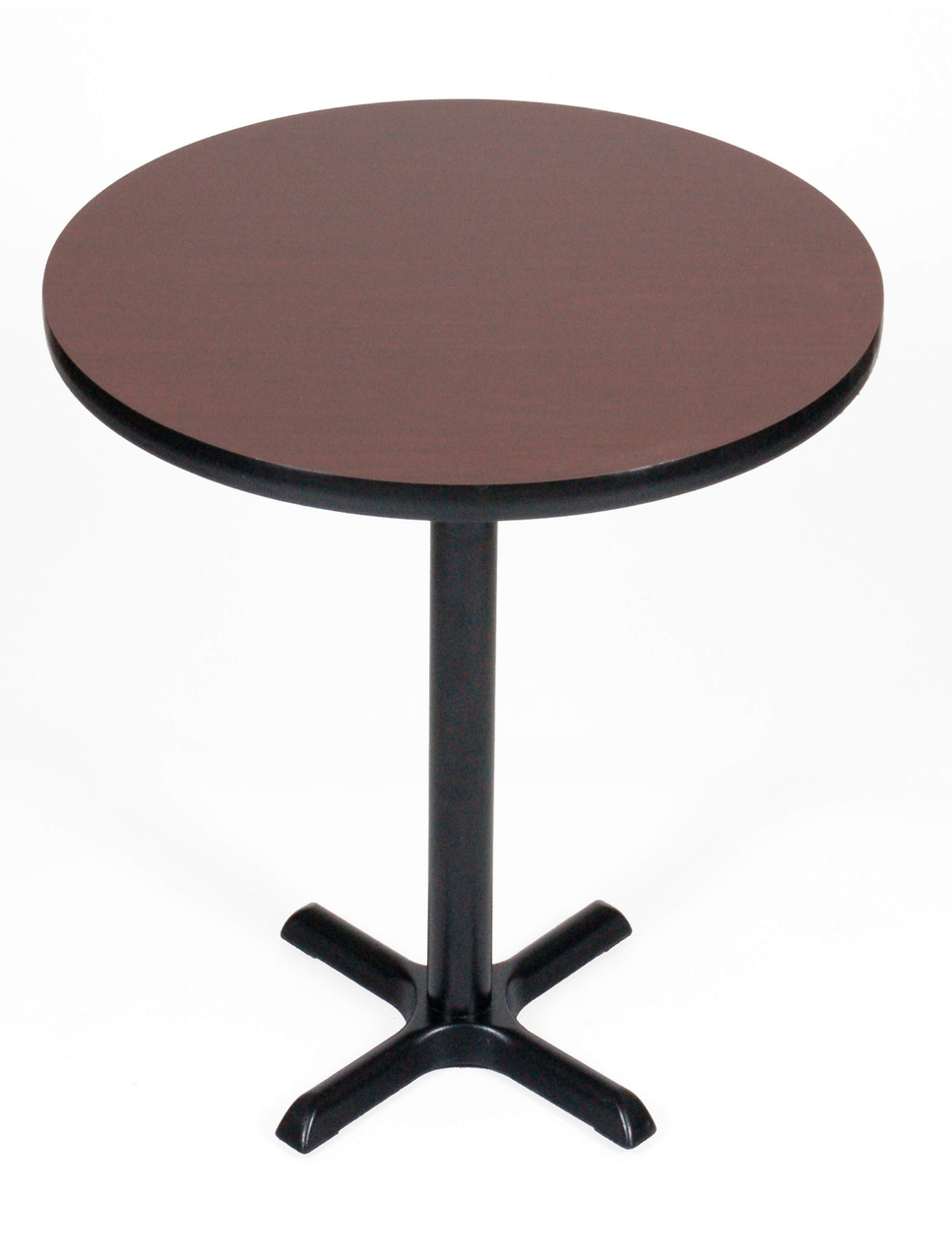 Correll bxb30r 21 high pressure round caf and breakroom for 12 x 30 table