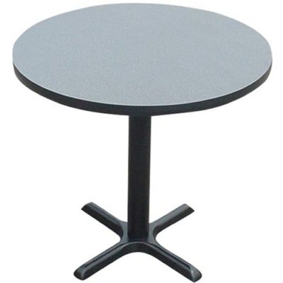 Grey Granite Cafe Bar Table