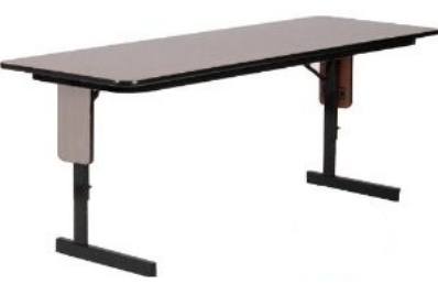 Walnut Training Table