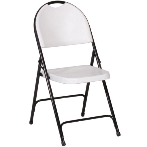 heavy duty plastic folding chair gray camping chairs extra walmart